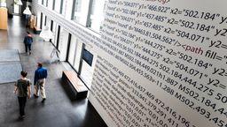 Gebäude der angewandten Informatik der Universität in Bayreuth | Bild:dpa/pa