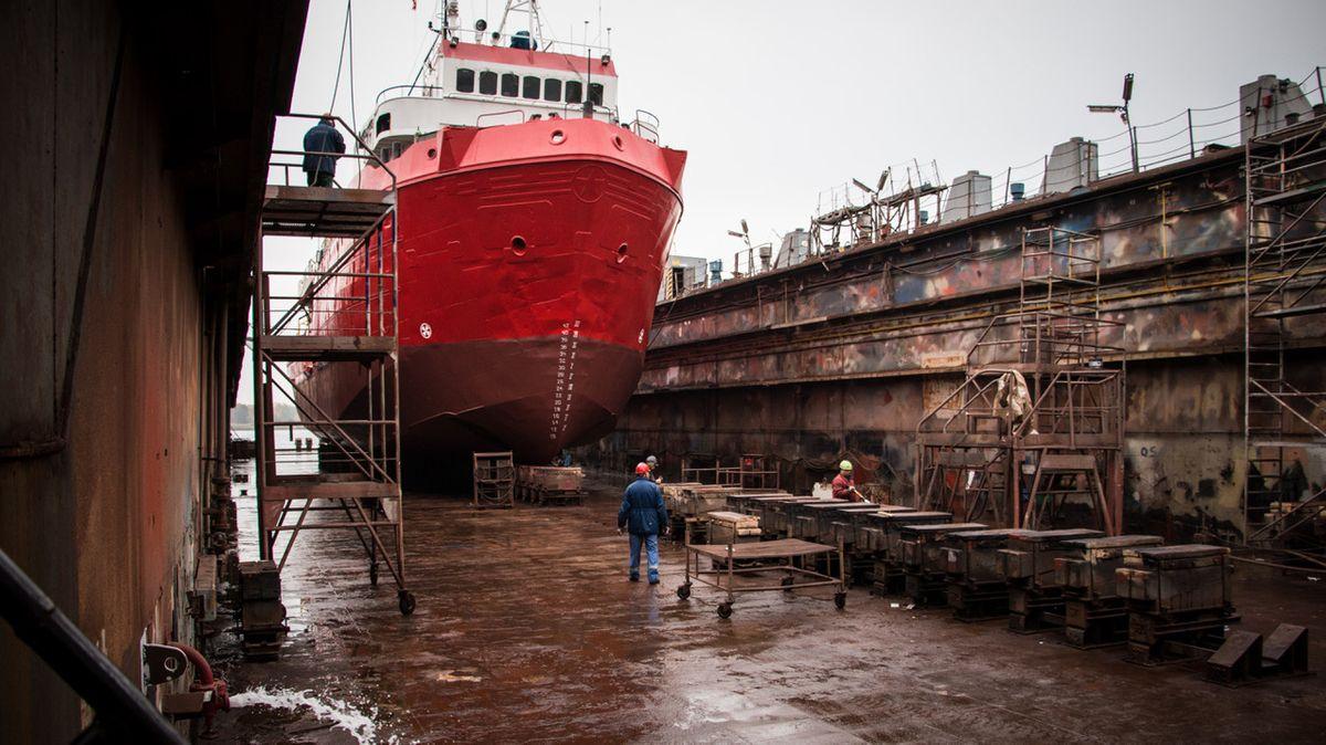 """Die """"Sea-Eye 4"""" wird zum Rettungsschiff umfunktioniert."""