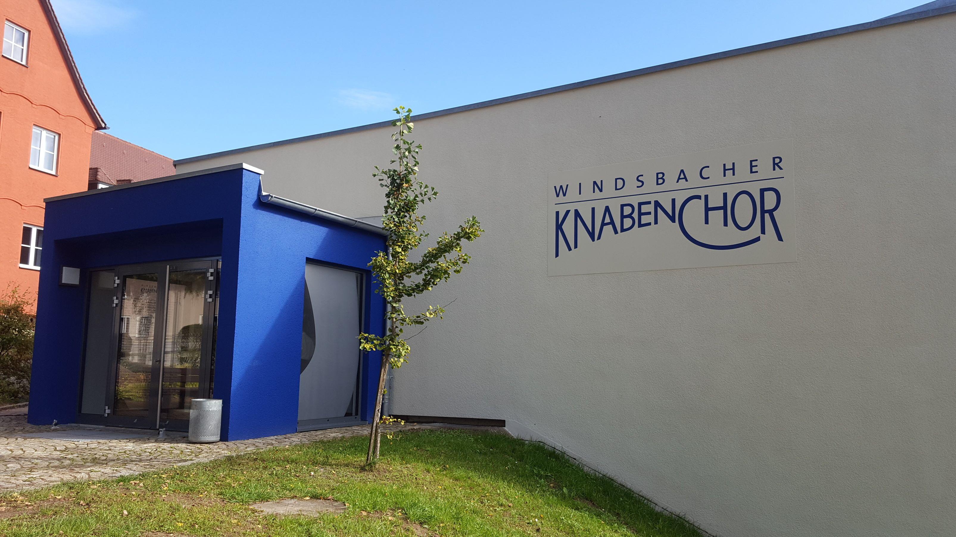 Neues Chorzentrum für Windsbacher Knabenchor