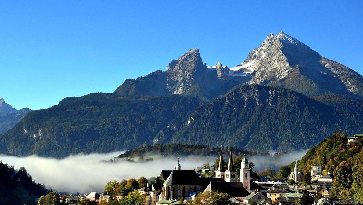 Berchtesgaden Wetter Aktuell