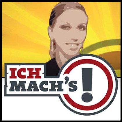 Podcast Cover Ich mach's! | © 2017 Bayerischer Rundfunk