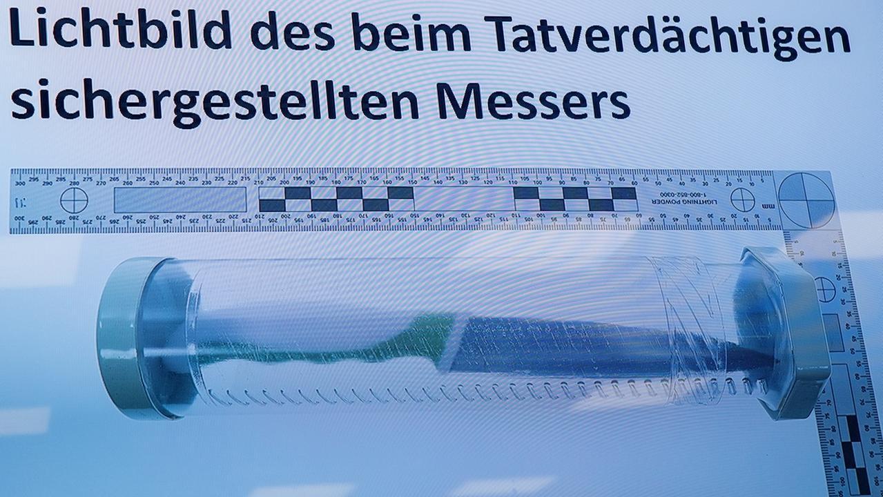 Messerattacke in Nürnberg