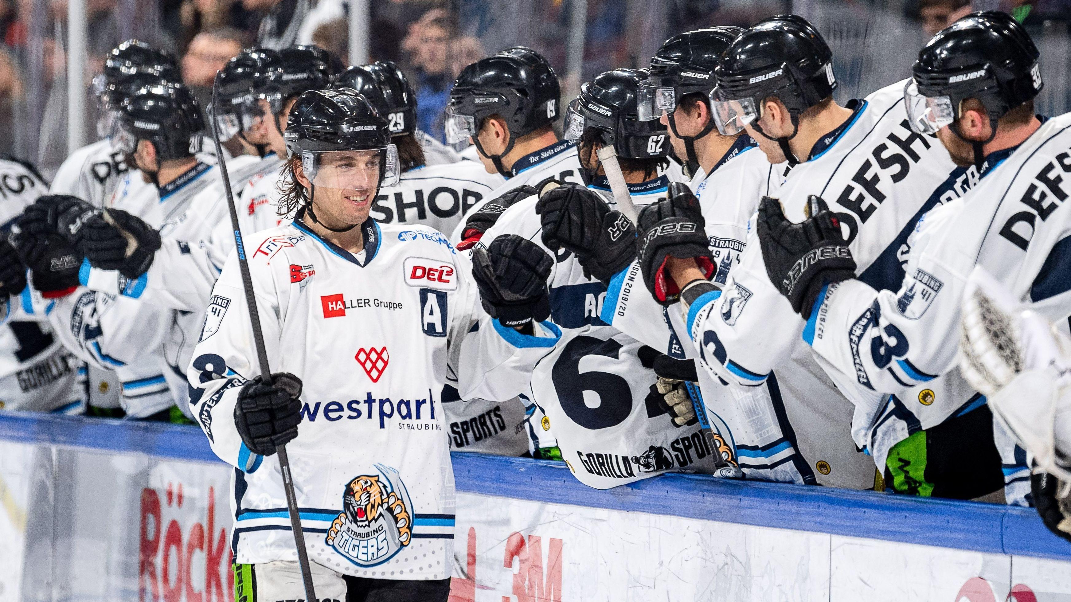 Die Straubing Tigers spielen die beste Hauptrunde ihrer DEL-Geschichte