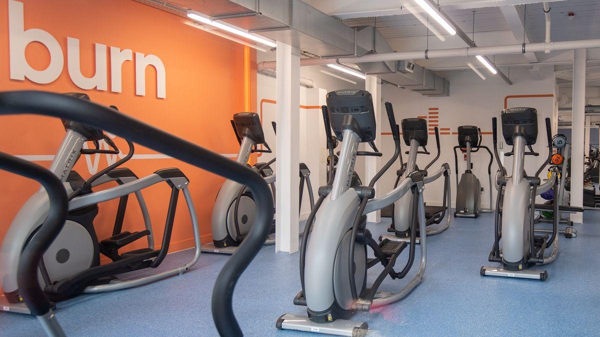 Fitnessstudio im Lockdown