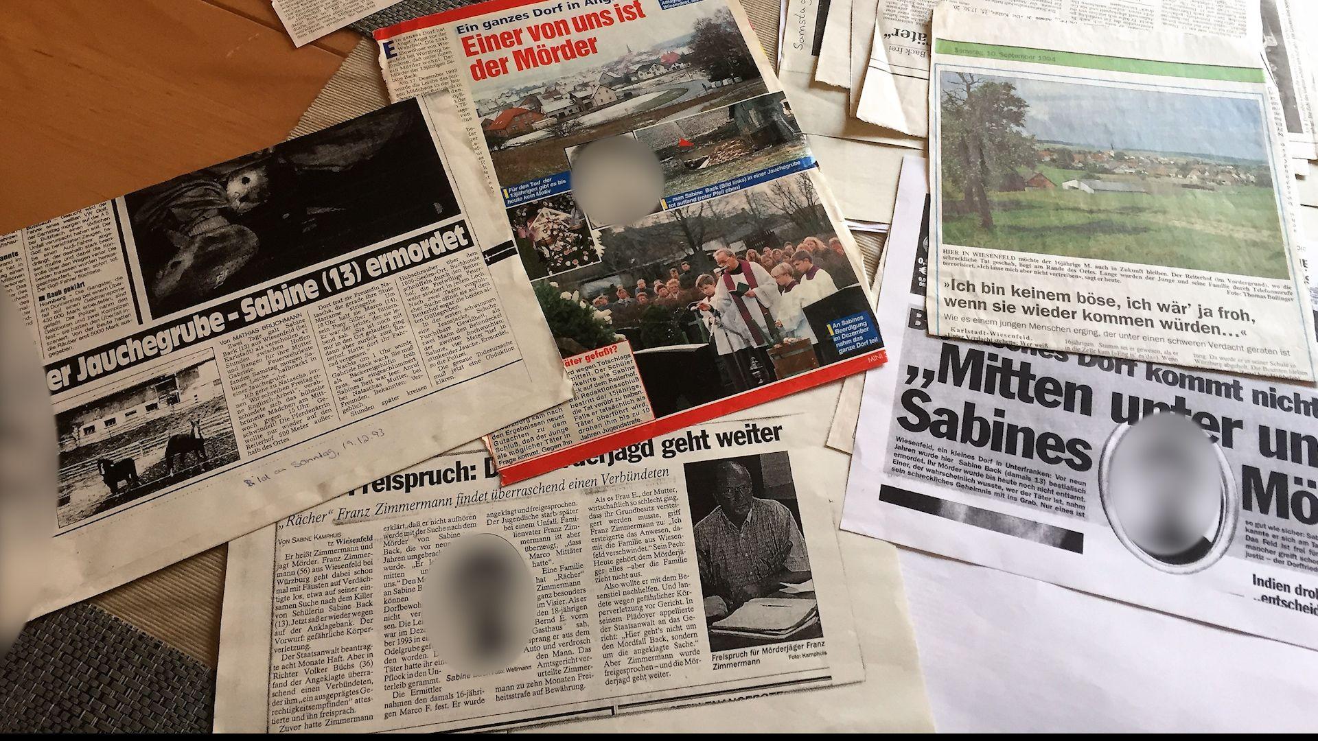 Mord an Mädchen in Wiesenfeld: Haftbefehl nach 27 Jahren