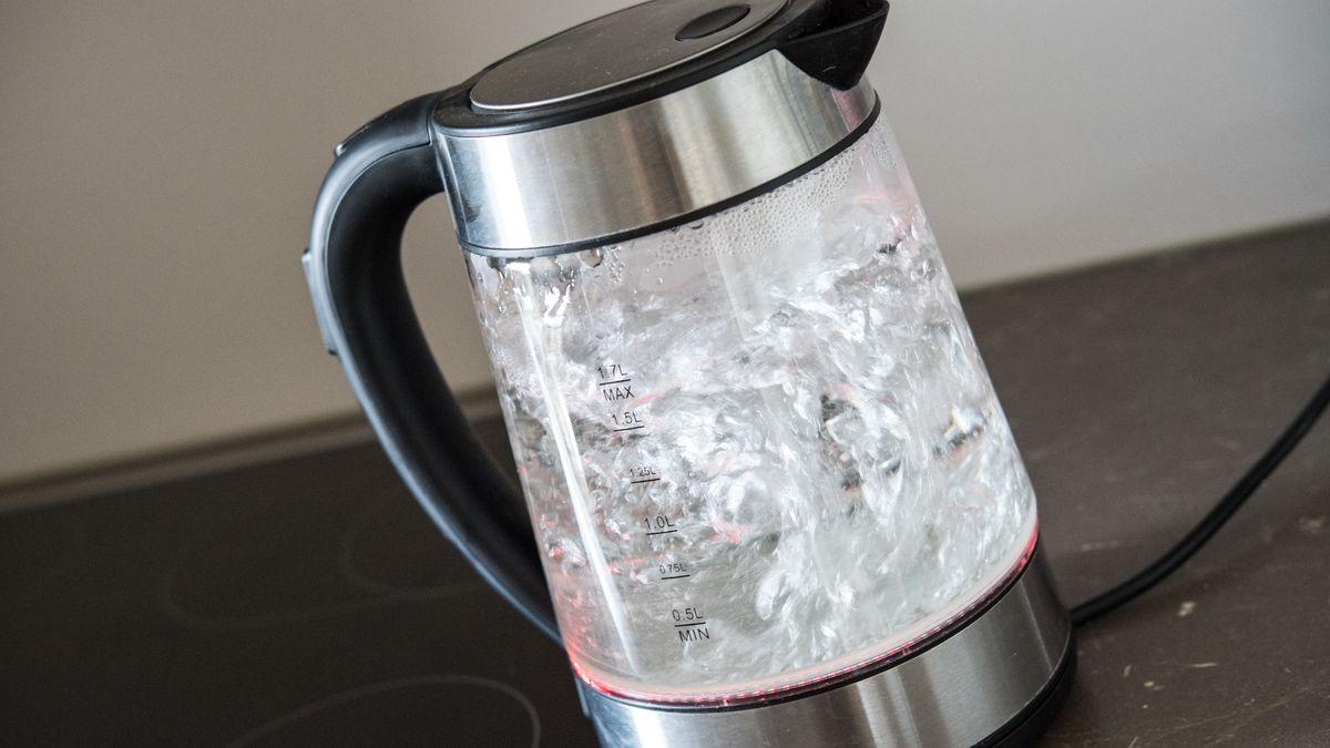 Symbolbild Wasserkocher