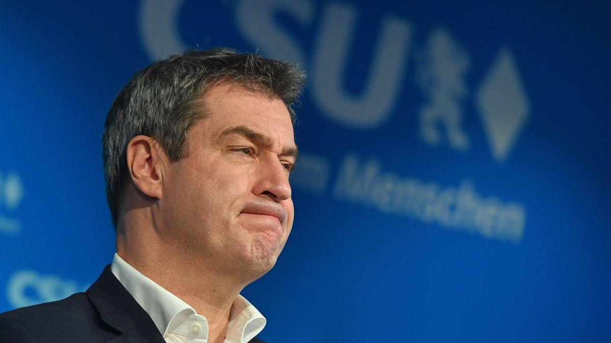 CSU-interne Kritik an Söders Corona-Kurs wächst.