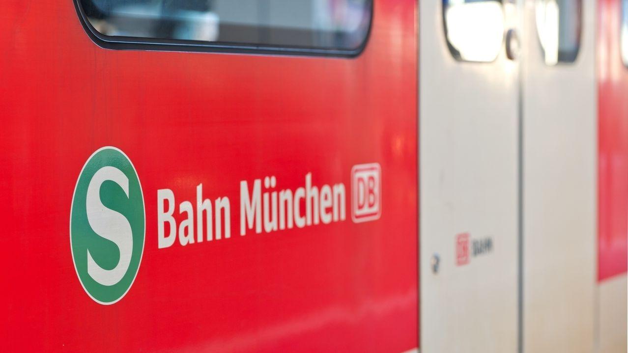 Münchner S-Bahn.