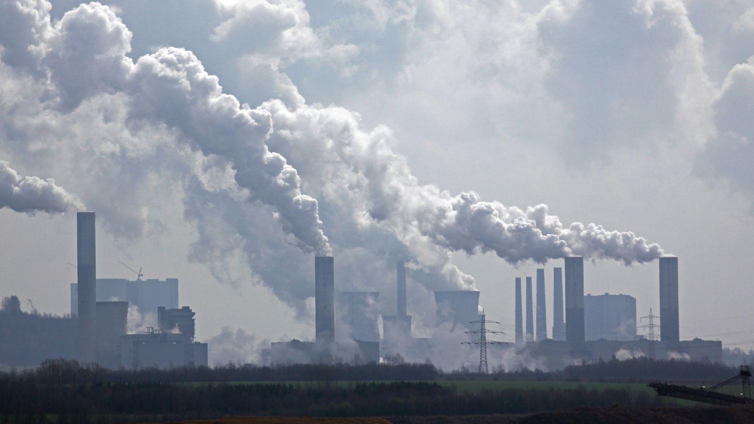 BDI hält Klimaziele für zu ehrgeizig