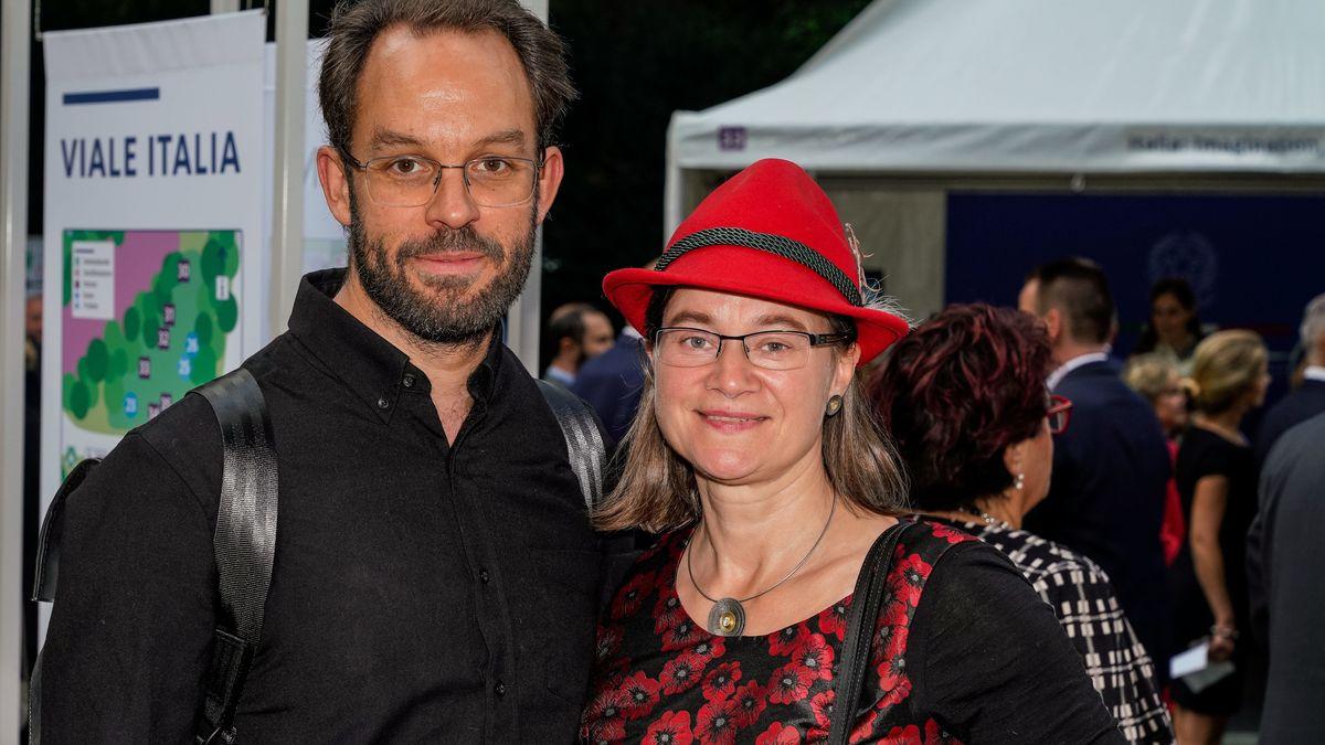 Daniel und Anke Domscheit-Berg.