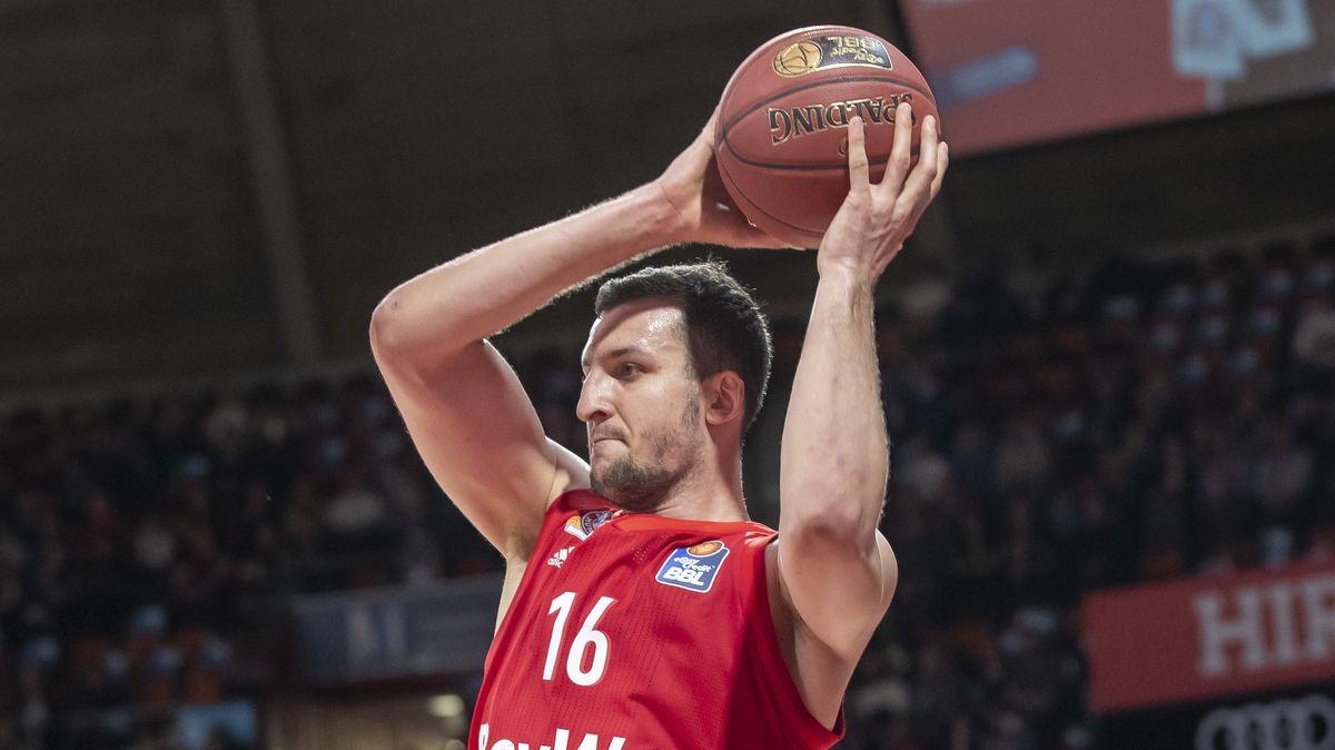 Bayern-Basketballer Paul Zipser