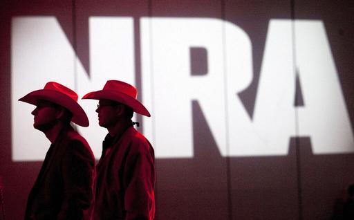 US-Waffenlobby NRA: Insolvenz statt Strafverfolgung? | BR24