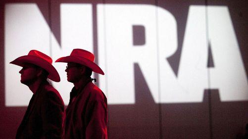 Waffenlobby NRA meldet Insolvenz an