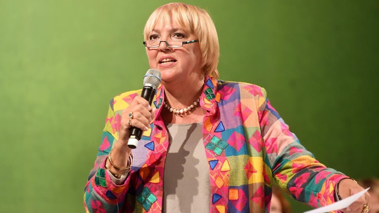 Claudia Roth, Grüne
