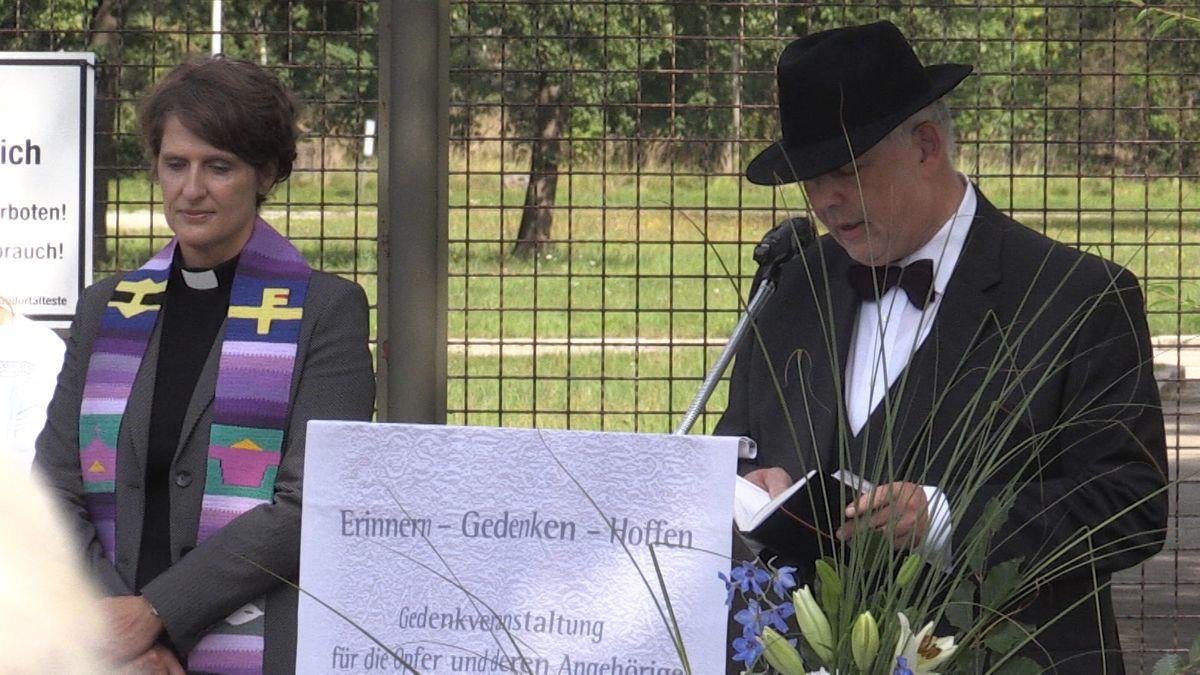 Gedenken an Attentats-Opfer 1972