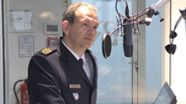 Polizeipräsident Michael Schwald | Bild:BR