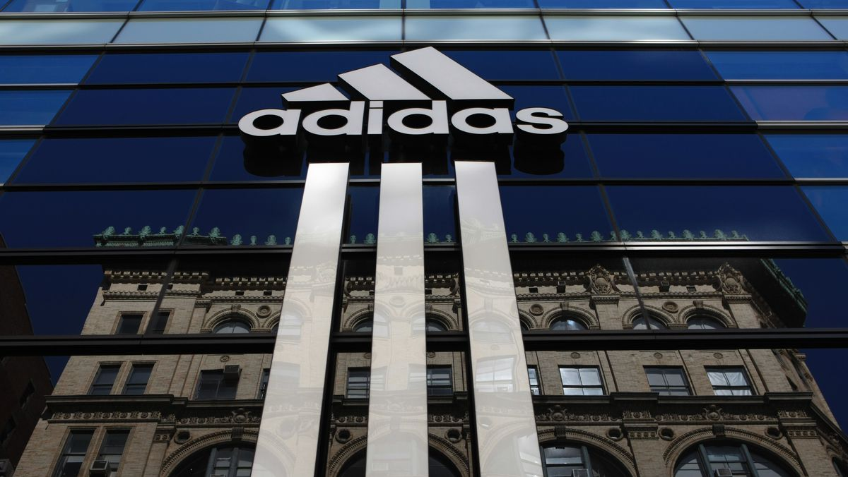 Adidas-Store in New York