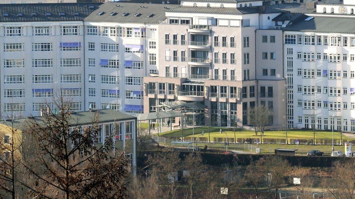Das Klinikum Passau