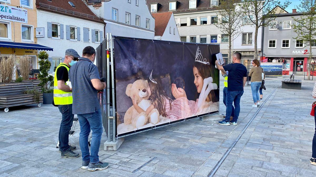 In Dingolfing gibt es ab 01.05.2021 eine Open Air-Fotoausstellung.