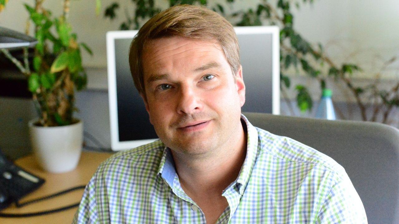 Der Würzburger Klimaforscher Heiko Paeth