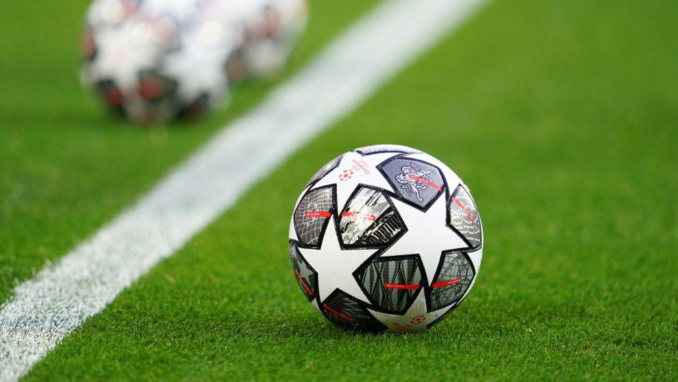 Die offiziellen Spielbälle der UEFA Champions League