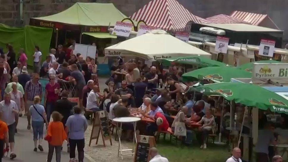 Bierfest im Burggraben