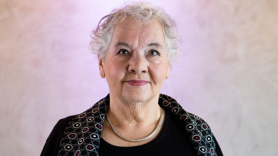 Prof. Christiane Nüsslein-Volhard