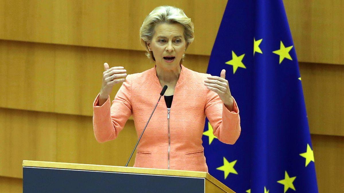 Am Mittwoch forderte die EU-Kommissionspräsidentin Ursula von der Leyen die Verschärfung der bisherigen Klimaziele