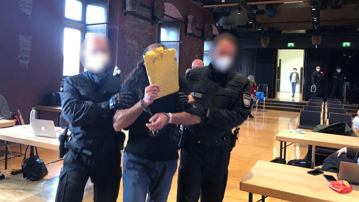 """Prozessbeginn im Mordfall """"Mezgin"""" in Aschaffenburg"""