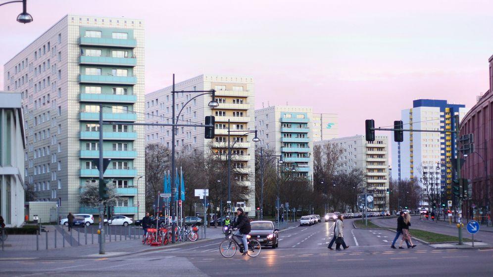 Mietshäuser in Berlin | Bild:pa/dpa