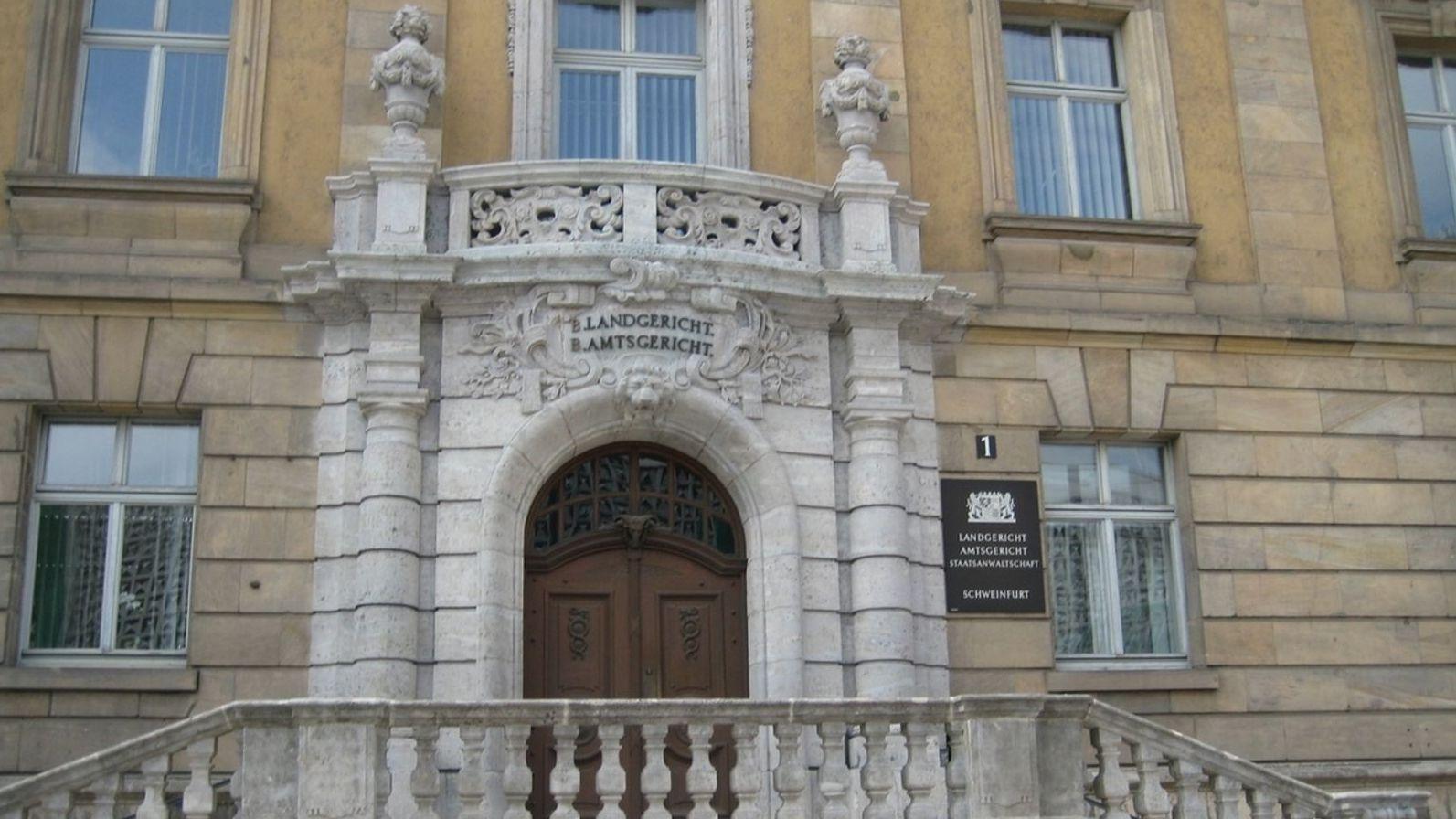 Schweinfurter Justizgebäude