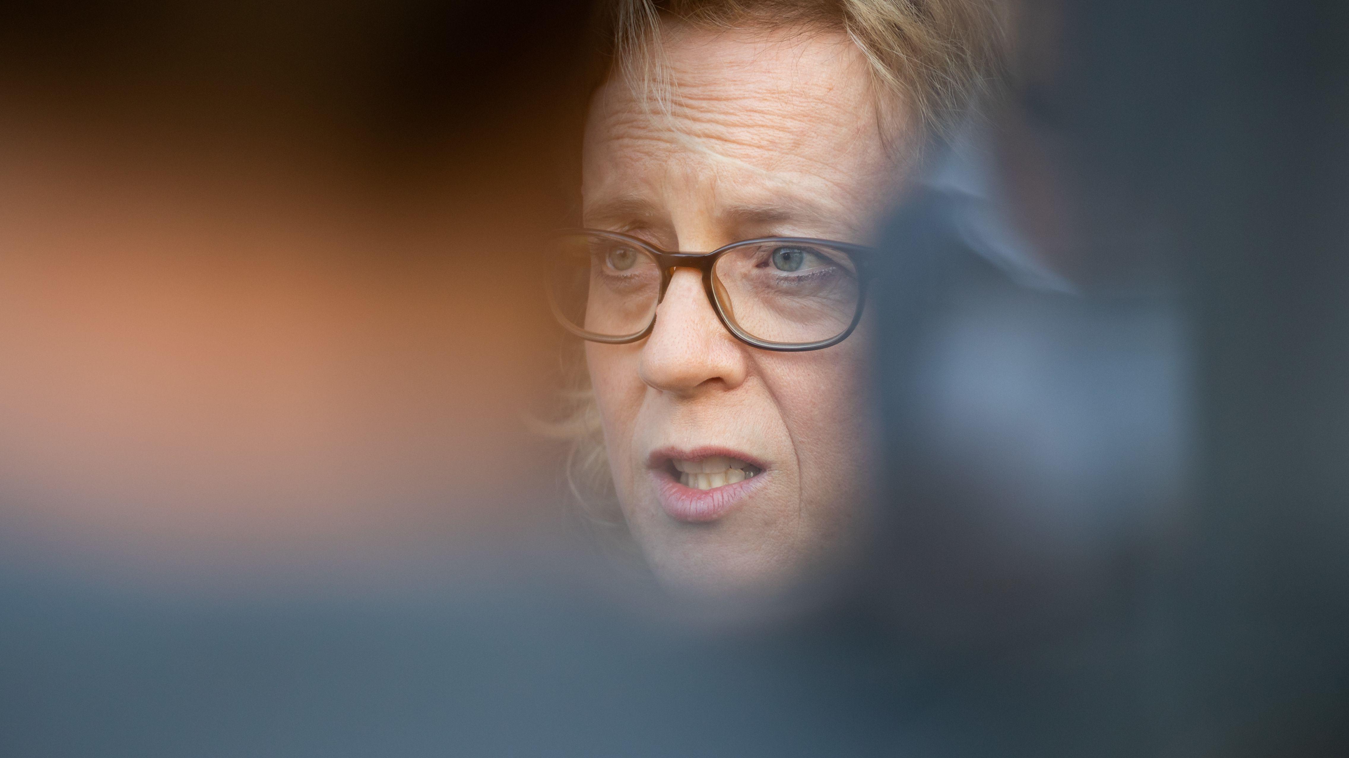Natascha Kohnen, Vorsitzende der SPD in Bayern