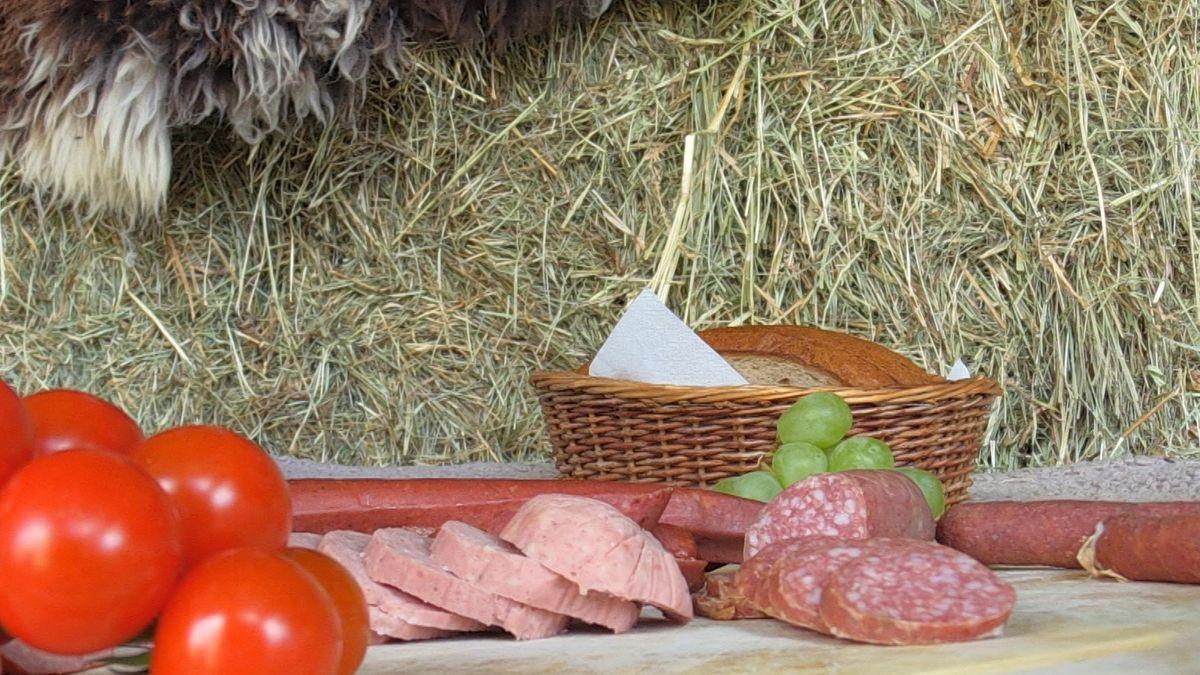 Es muss nicht immer Lamm sein: Salami und Schäferstecken vom Schaf