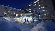 Klinikum Garmisch-Partenkirchen | Bild:pa/dpa/Angelika Warmuth