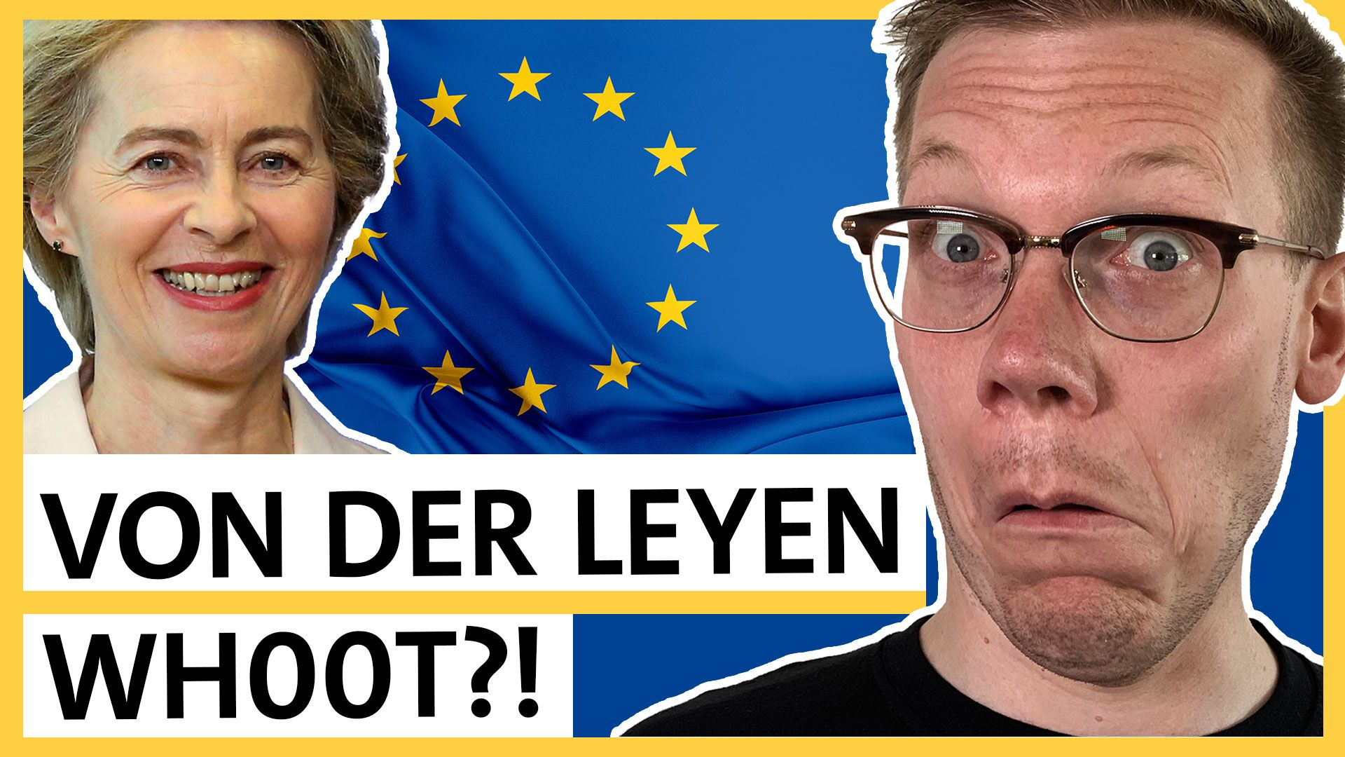 Possoch schaut verdutzt: Von der Leyen als neue EU-Kommissionschefin? Wh00t?!