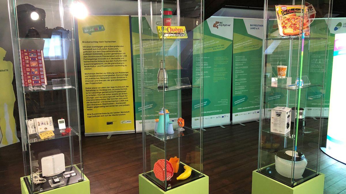 Eine Ausstellung im Fichtelgebirgsmuseum in Wunsiedel zeigt, wer und wie die Menschen im Fichtelgebirge sind.