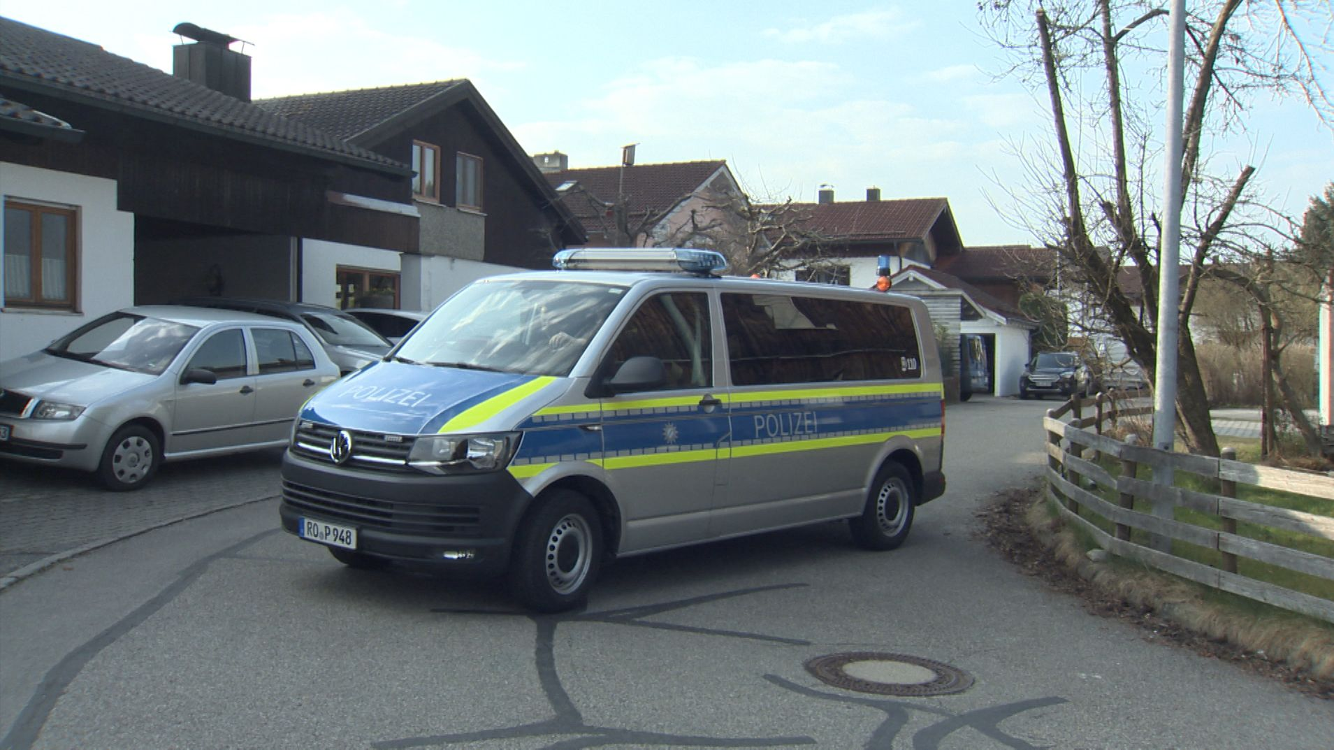 In Vogtareuth im Landkreis Rosenheim kam es zu einem schrecklichen Familiendrama