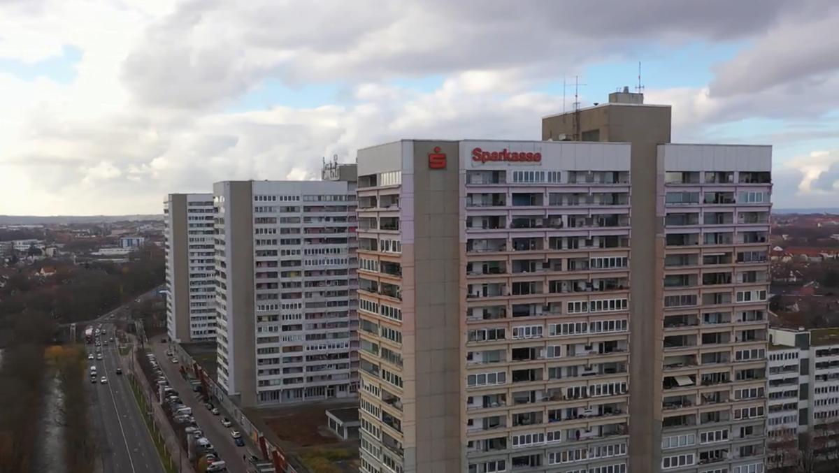 Das Schwabencenter in Augsburg