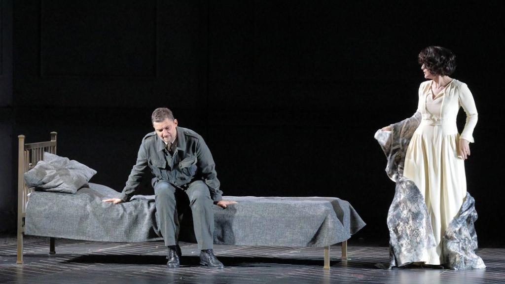 Jonas Kaufmann und Anja Harteros in Otello