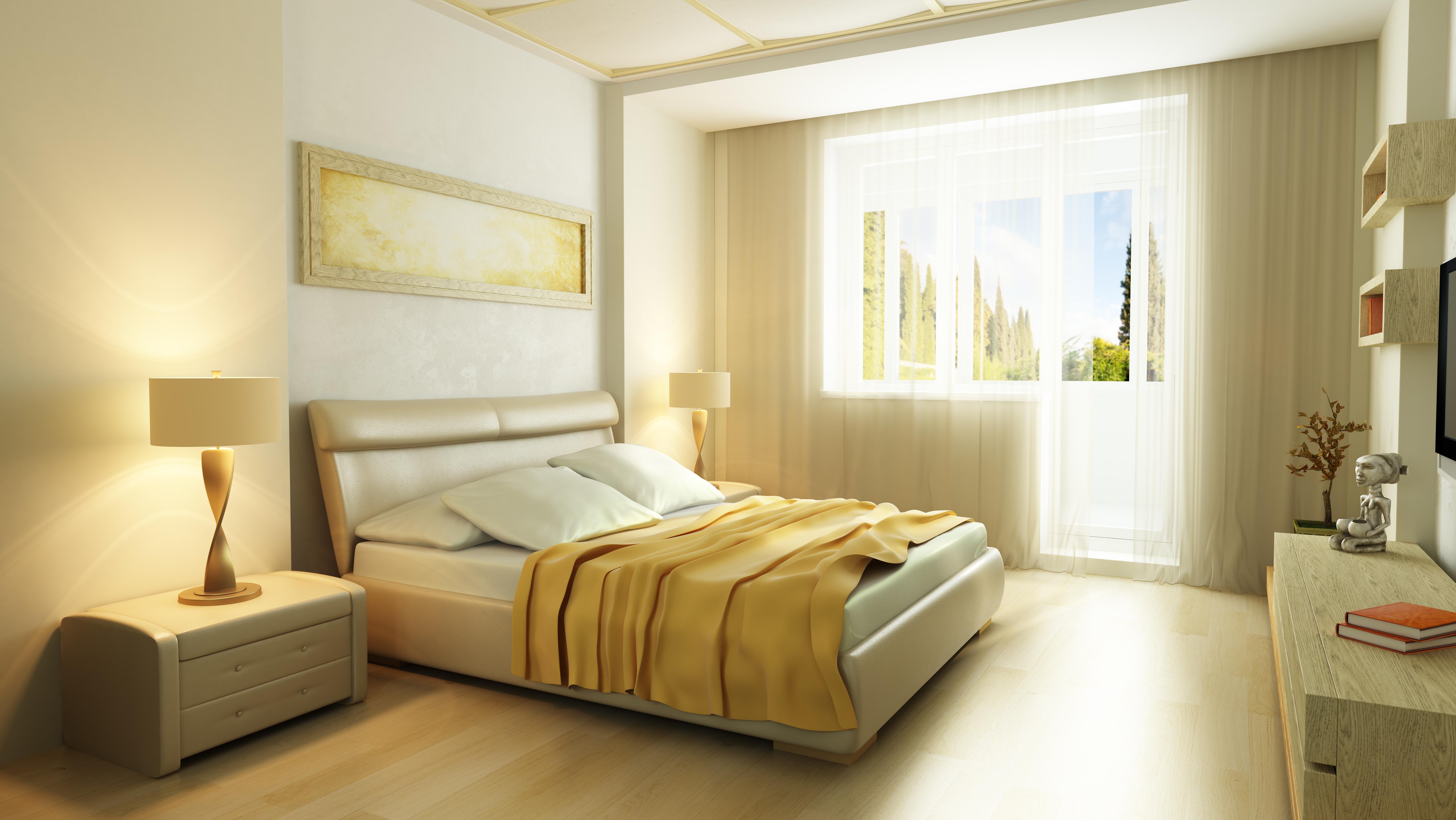 Symbolbild: Schlafzimmer
