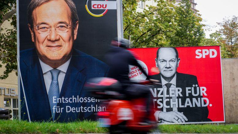 Der Wahlkampf ist vorbei, im Netz wird weiter diskutiert. | Bild:dpa-Bildfunk/Kay Nietfeld