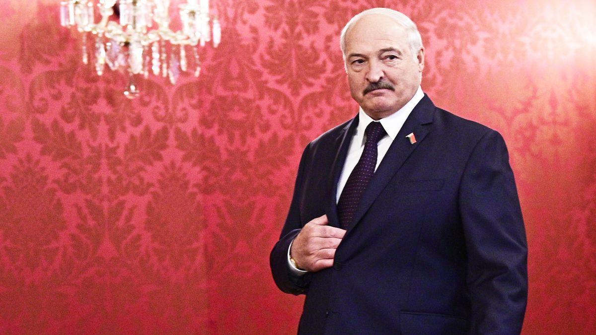 Weißrusslands Präsident Aleksandr Lukaschenko.