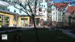 Eine Kindertagesstätte in Würzburg | Bild:BR Fernsehen