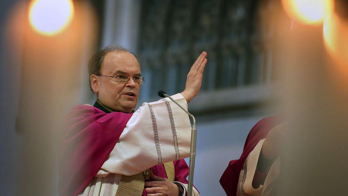 """Bertram Meier ist der neue Bischof von Augsburg und verspricht, """"Frauen nach vorne"""" zu bringen - mindestens in seinem Bistum."""