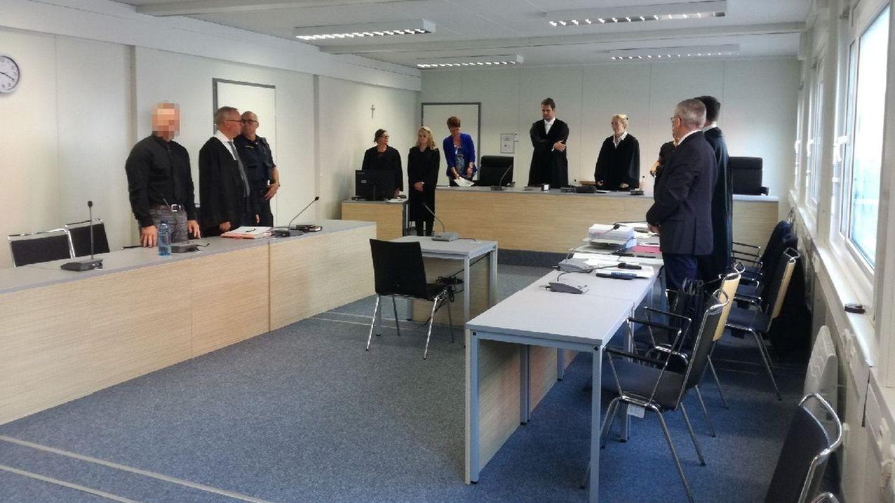 Prozess Aschaffenburg