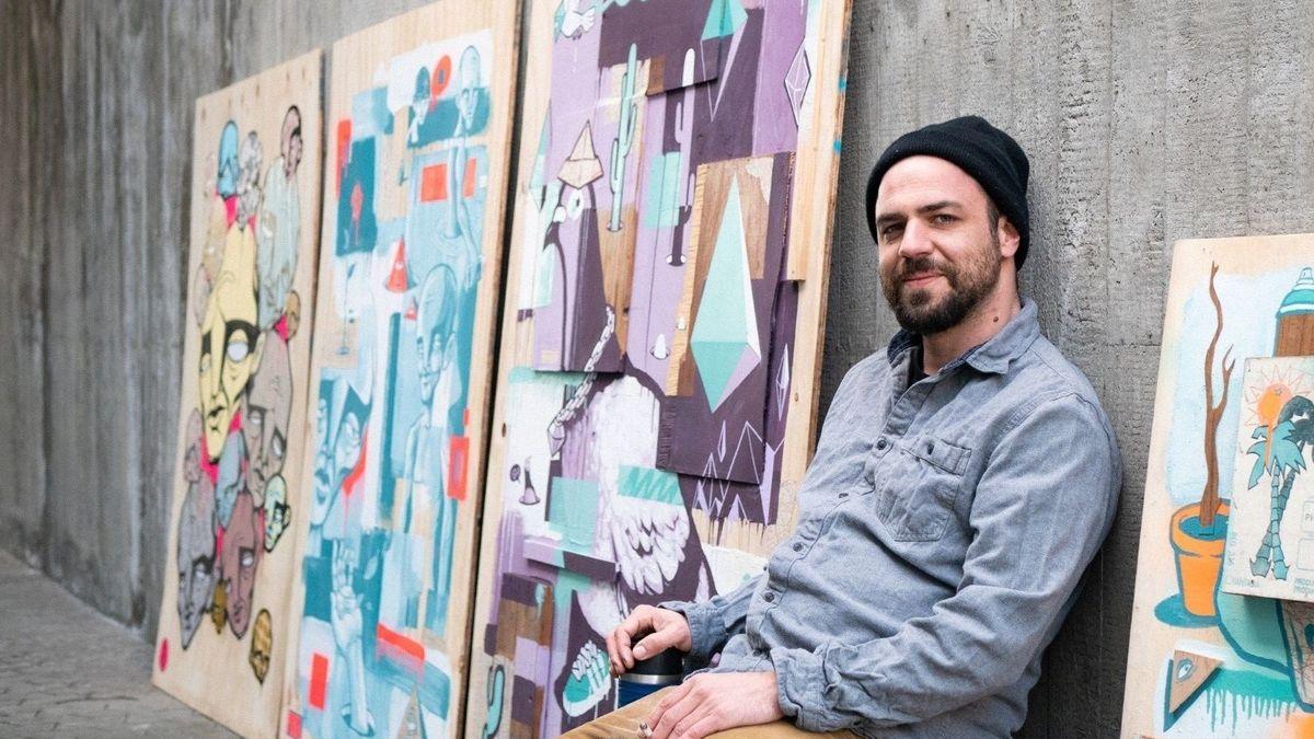 Philipp Katzenberger stellt in der Schweinfurter Kunsthalle aus