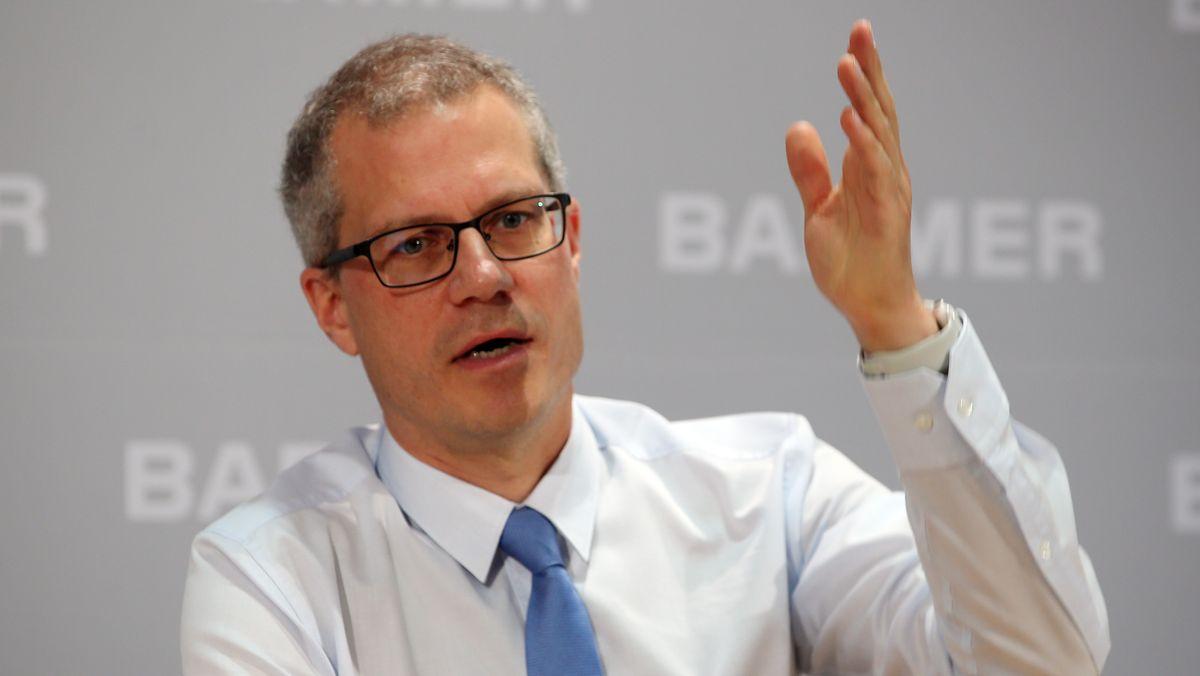 Boris Augurzky, Leiter des Kompetenzbereichs Gesundheit am RWI Essen 2018