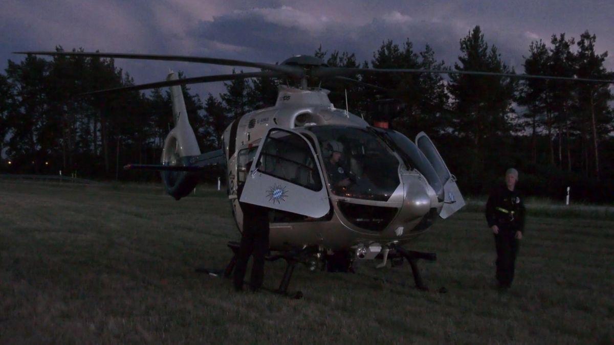 Sechs US-Fallschirmjäger und ein Feuerwehrmann schwerverletzt: Das ist die Bilanz einer missglückten Fallschirmübung auf dem Truppenübungsplatz Grafenwöhr.