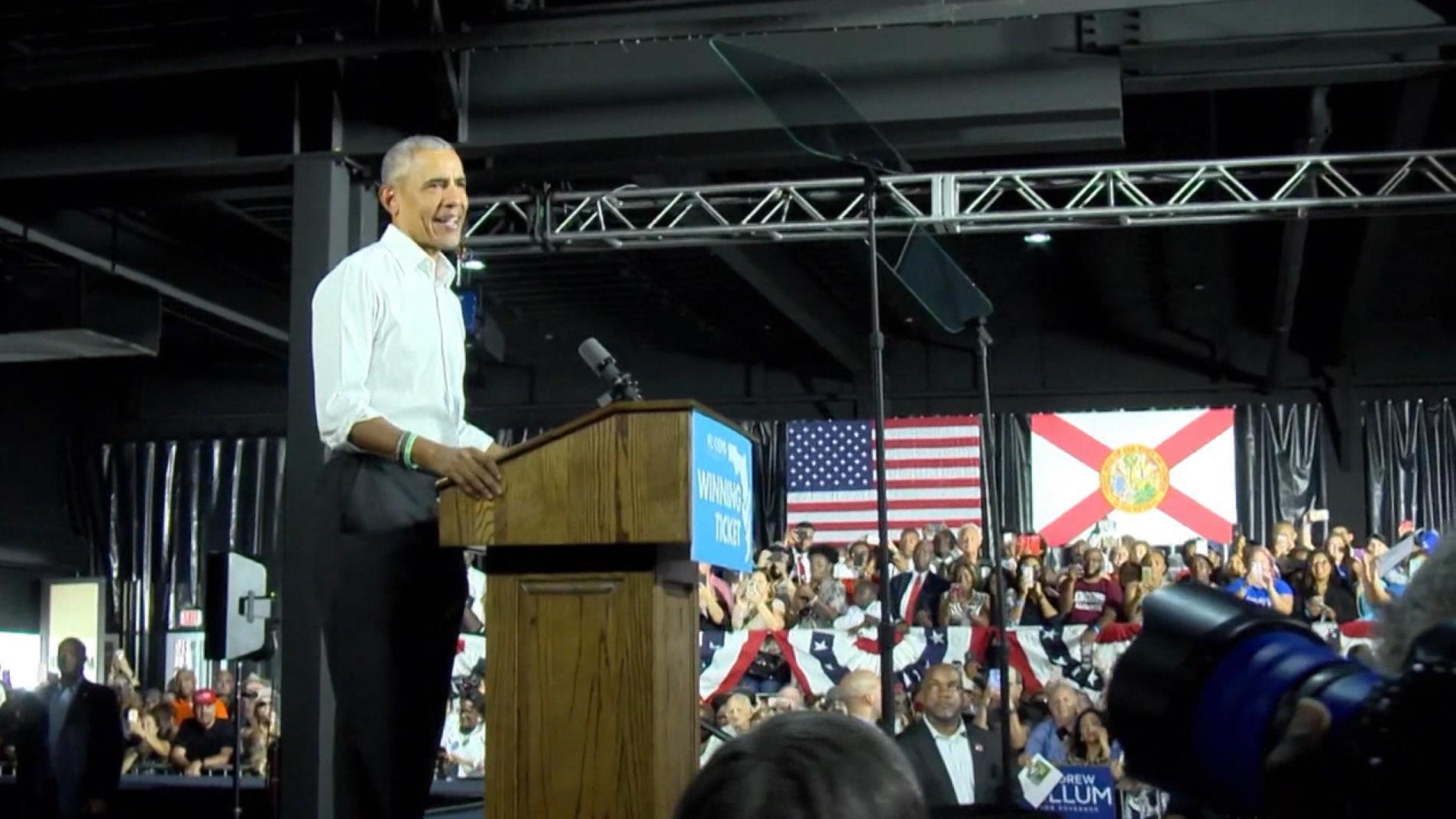Ex-Präsident Barack Obama