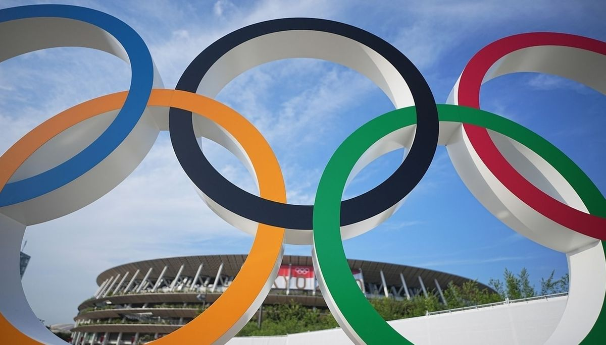 Olympiaringe Tokio